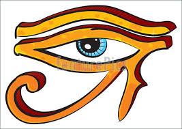 religious symbols eye of horus stock illustration i3216470 at