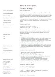Resume Templates For Restaurant Managers Resume Manager Sample Manager Resume Template Restaurant Manager