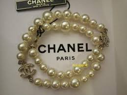 pearl bracelet ebay images Chanel jewelry ebay JPG