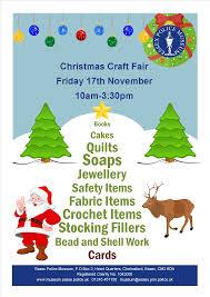 christmas craft fair on 17 november at 10 00