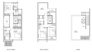 villa floor plans belgravia villas floor plans