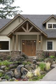 best craftsman house plans brick craftsman style ranch house plans images luxihome