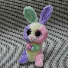 ty beanies boos easter bunny rabbit bloom 6
