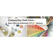 chalkworthy chalk paint unlimited color options expressions