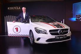 mercedes maker mercedes launches 200 sport and 200 d sport in india