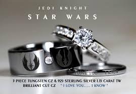 wars wedding bands wedding wars wedding rings for men set ring box his and