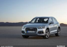 Audi Q5 Headlight - even sportier and more multifaceted the second generation of the