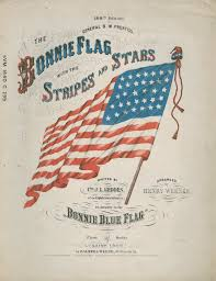 The Bonnie Blue Flag Home Front The Visual Culture Of The Civil War North Digital