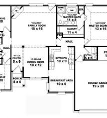 One Story Contemporary House Plans Modern House Plans 2 Story