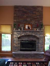 fresh interior stone veneer over drywall 7189
