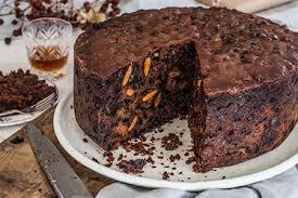 cake directions overnight christmas cake recipes bite