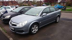 vauxhall silver used vauxhall vectra cars second hand vauxhall vectra