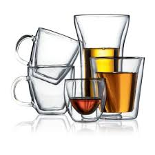 bicchieri bodum bodum pavina 4557 10 set 2 bicchieri da caff礙 0 08 litri casaprezzi
