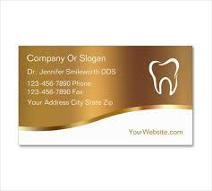 Dental Business Card Designs Dentist Business Card Fragmat Info