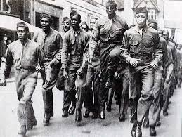 Most Decorated Soldier Of Ww2 Black American Gis Bristol During World War Ii White Women