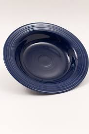 original cobalt blue vintage fiesta dinnerware fiesta pottery for