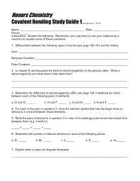 chemical bonding worksheets free worksheets library download and