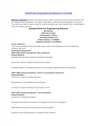 Sample Electronics Engineer Resume by Resume For Freshers Engineering Students Samples Of Resumes