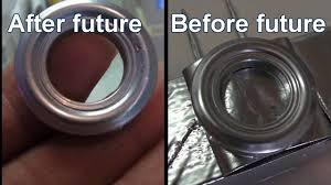 sealing dupli color chrome with future youtube