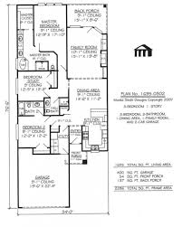 one floor house plans house plan house plans for small lots beauty home design narrow