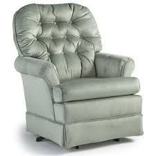 Swivel Glider Chairs marla swivel glider chair by best home furnishings wolf and