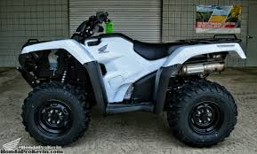 2016 rancher 420 dct irs eps atv review specs price