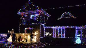 best christmas lights for house the best christmas light displays throughout simcoe county 2017