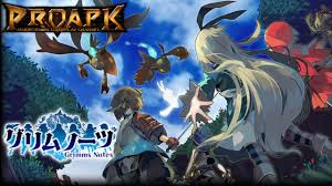 square android grimms notes jp by square enix gameplay ios android proapk