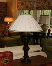 silk lampshades u2013 box pleats part 1 concord lamp and shade