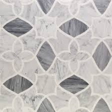 elysian carrara marble tile tilebar com tile pinterest