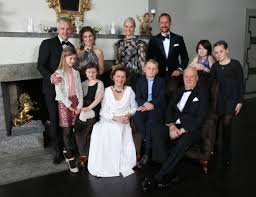 new photographs of the royal family at skaugum new my