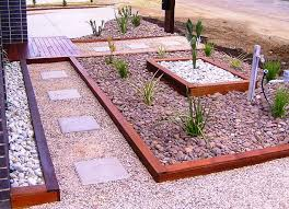Diy Backyard Landscaping Ideas Landscaping Ideas On A Budget The Front Garden Front Yard