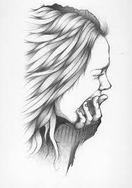 sad drawing sad emiliefish on deviantart pencil art