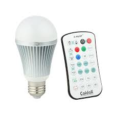 Infrared Led Light Bulb by Coidak 9w E26 Dimmable Led Light Bulb Warm Cool White Color