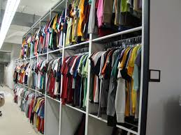 Clothing Storage by Retail