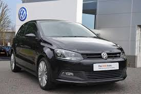 volkswagen tsi 2016 used 2016 volkswagen polo 1 4 tsi bluegt act 150 ps for sale in