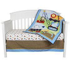 Dahlia Nursery Bedding Set Crib Bedding Sets Baby Bedding Sets Primary Colors Baby Bedding