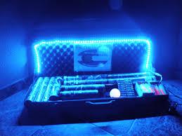 Blue Led Lights Strips by Battery Powered Vendor Led Light Strip Kit Aa 5050 Music