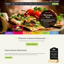 themes wordpress restaurant free seasons restaurant wordpress theme wpexplorer