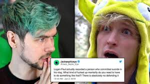 Logan Paul This Is How Youtubers Reacted To Logan Paul S Insensitive
