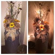 turn that rusty old milk jug into your newest decoration learn