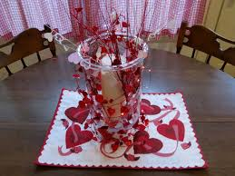 Valentine Decorating Ideas Valentines Day Table Decorations Decorating Of Party