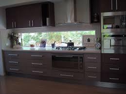 window splashback also love the draws new house ideas