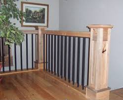 Wood Banisters And Railings 17 Best Stair Railings Images On Pinterest Stairs Banisters And