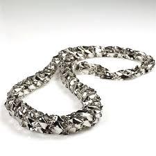 palladium jewelry palladium necklace chain