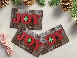 gift card trees gift cards king arthur flour