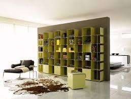 Modern Modular Bookcase Cwave Bookcases With 3 Drawers H 2223 Mm Office Shelving