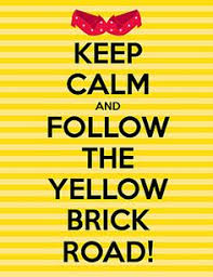 yellow brick road clipart wallpapers clipground