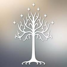 tree of gondor from lord of the rings 545 yoonek graphics