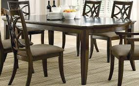 espresso rectangular dining table dining tables meredith espresso rectangular dining table